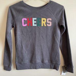 New Lounging Sleepwear Sweatshirt XS